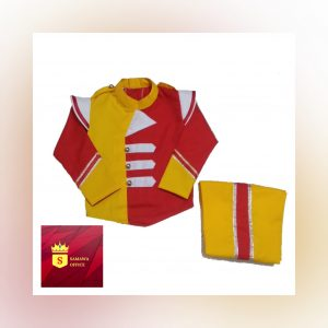 desain baju drumband anak tk terbaru