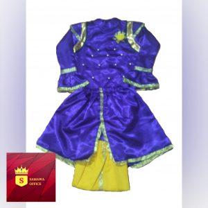 desain baju mayoret anak