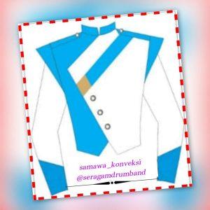 desain seragam marchingband terbaru