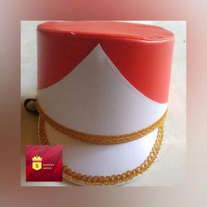 galeri desain topi marchingband terbaru