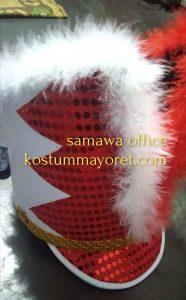 jual topi mayoret merah putih