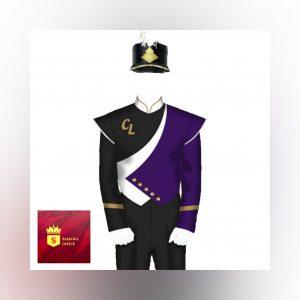 kostum marchingband untuk anak