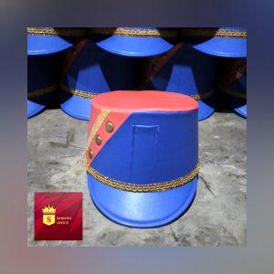 kumpulan topi drumband terbaru
