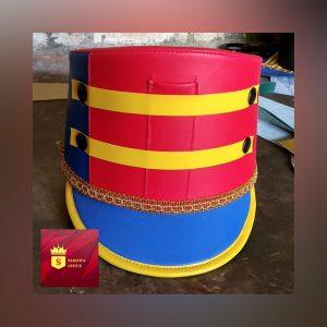kumpulan desain topi drumband terbaru