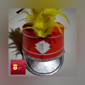 kumpulan desain topi marching band