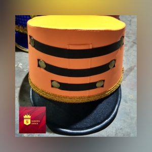 kumpulan desain topi marchingband