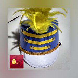 produksi topi marchingband terbaru