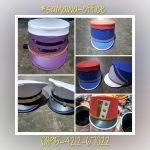 jual topi drumband di kebumen