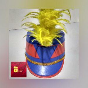 topi marchingband anak sd