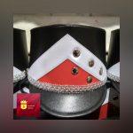 contoh topi penari drumband terbaru